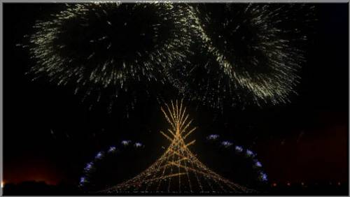Illusion Fireworks Show HD (озвучены)