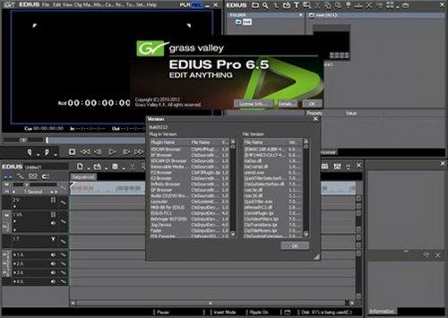Grass Valley Edius v 6.50 Final + Update v 6.52