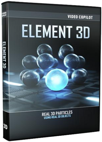 Video Copilot Element 3D 1.5.409 / The Ultimate 3D Bundle (2013/ENG)