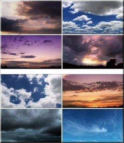 Video Copilot: Real Clouds - Сборник футажей