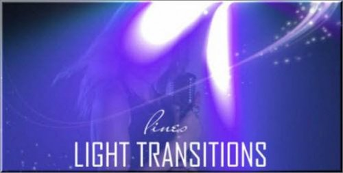 Motion Graphic: Lines Light Transitions (VideoHive)