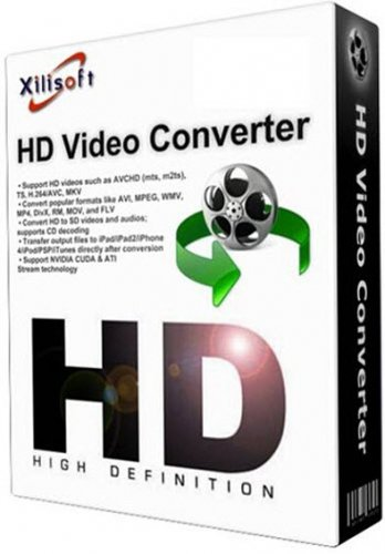 Xilisoft HD Video Converter 7.4.0 Build 20120710 (ML/RUS)