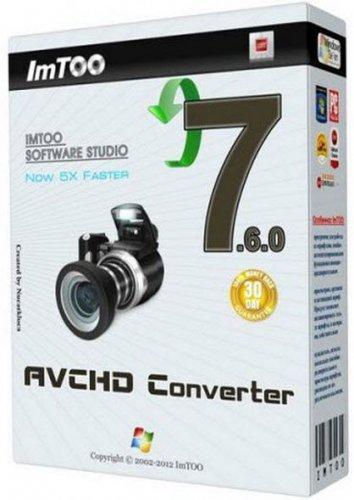 ImTOO AVCHD Converter v 7.6.0 Build 20121027 Final