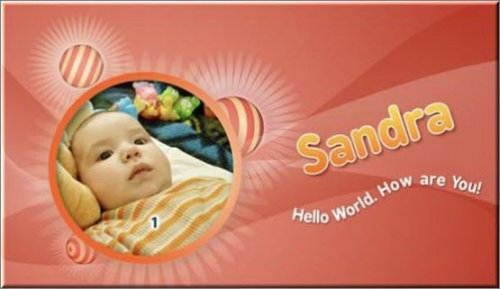 Baby Gallery - After Effects Project