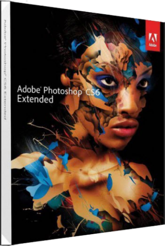 Adobe Photoshop CS6 13.1.2 Extended (2013/ML/RUS)