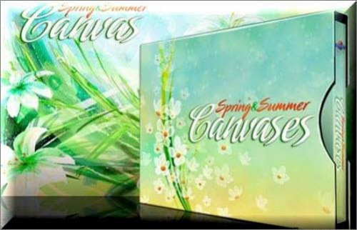 Digital Juice Spring & Summer Canvases