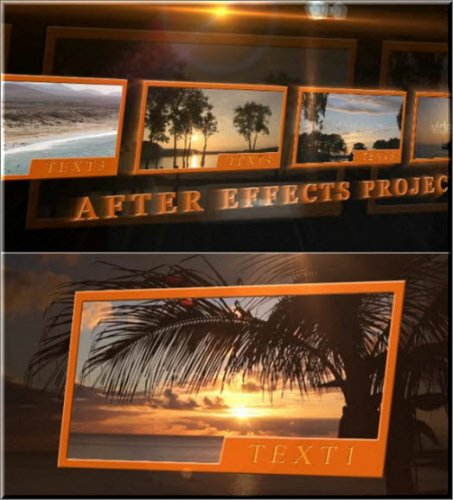 After Effects Project Window to the world
