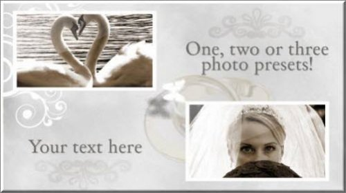 After Effects Project - RevoStock: Wedding-photo-album