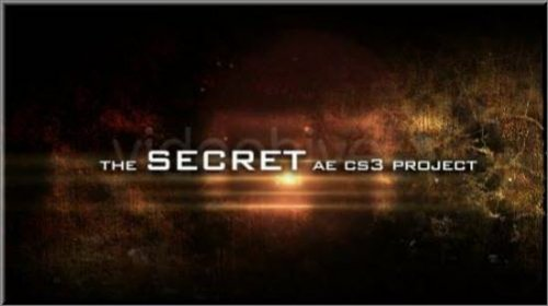 Videohive The Secret After Effects project