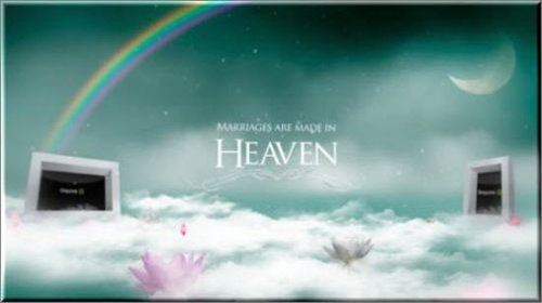 Made In Heaven «В облаках» — WEDDING After Effects Project