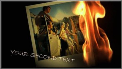 """VideoHive - Photo ClicksV2""""Fire"""" - After Effects Project Files"""