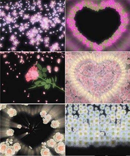 скачать - Переходы и рисующиеся сердца для Pinnacle Studio