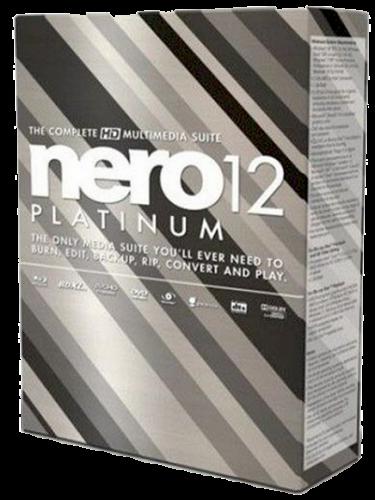 Nero 12 Platinum v.12.0.02900