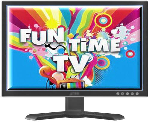 Веселые фоны с телевидения