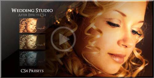Videohive After Effects Project - Wedding Studio
