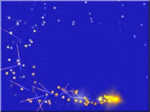 футаж на хромакее Звезды