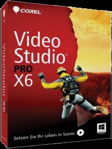 Corel VideoStudio Pro X6 16.0.0.106 (2013/ENG)