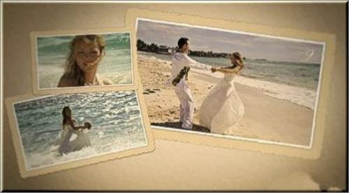 Wedding Scrapbook «Свадьба» — After Effects Project