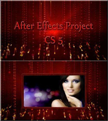 After Effects Project red screens