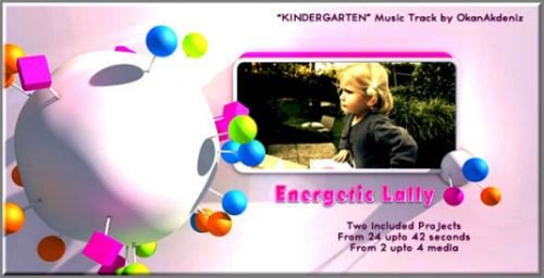 Kid Party Joyful Event - Projects for After Effects (Videohive)