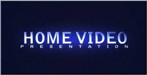 After Effect project HOME VIDEO Presentation