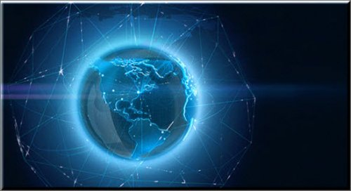 VideoHive-Global connect