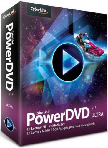 CyberLink PowerDVD Ultra 13.0.2720.57 (2013/RUS)