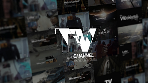 Modern TV Broadcast Graphics Package - Project for After Effects (Videohive)
