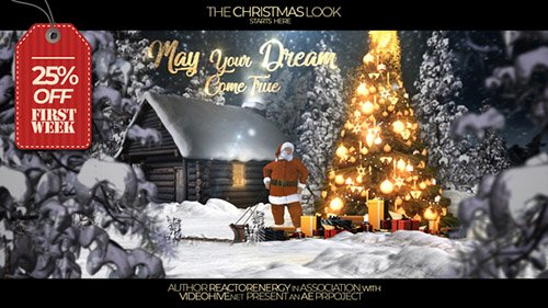 Christmas Opener 23025912 - Project for After Effects (Videohive)