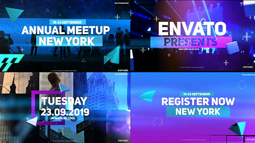 Event Opener - Project for After Effects (Videohive)