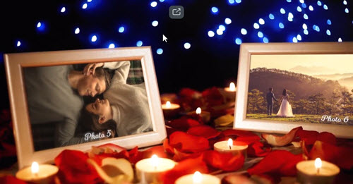 Romantic Slideshow 173400 - After Effects Templates