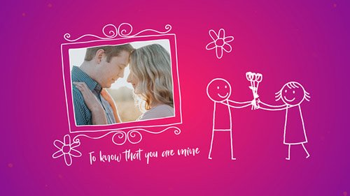 Valentine's Day Today - Project for After Effects (Videohive)