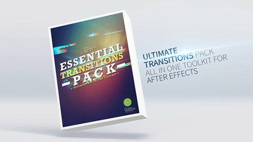 Transitions 21709016 - Project for After Effects (Videohive)