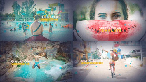 Summer Opener 22052483 - Project for After Effects (Videohive)