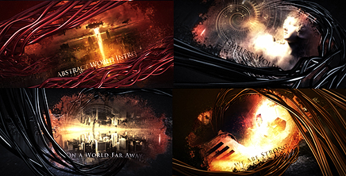 Abstract World - Project for After Effects (Videohive)