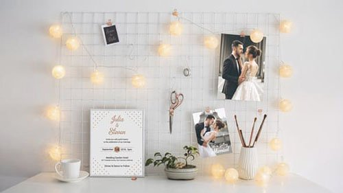 Wedding Invitation Template - Project for After Effects (Videohive)