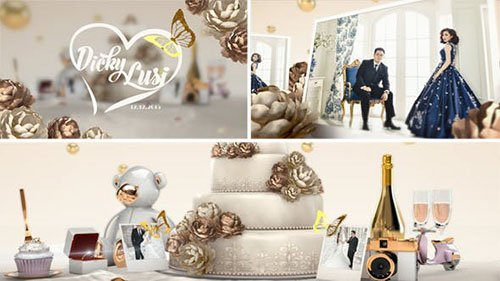 Wedding 14107039 - Project for After Effects (Videohive)