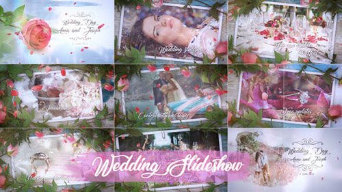 Wedding Slideshow 22101705 - Project for After Effects (Videohive)