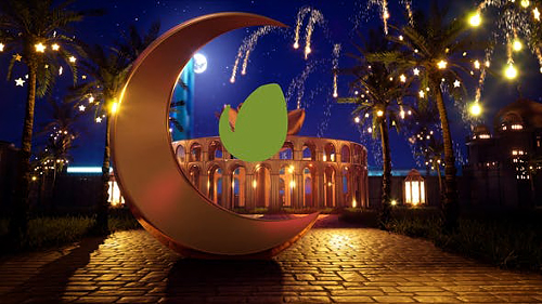 Ramadan Fantasy - Project for After Effects (Videohive)