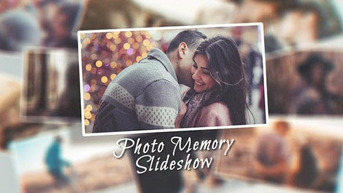 Photo Memory Slideshow - Project for After Effects (Videohive)
