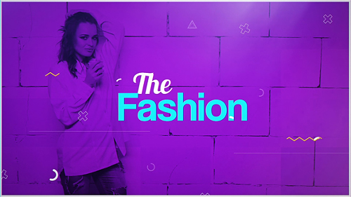 The Fashion - Project for After Effects (Videohive)