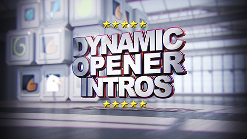 Dynamic Opener/Intro - Project for After Effects (Videohive)