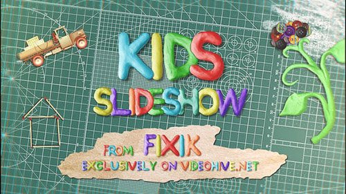 Kids Slideshow 21738166 - Project for After Effects (Videohive)