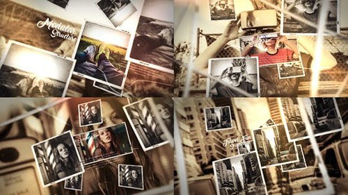 Memories Parallax Slideshow 24224146 - Project for After Effects (Videohive)