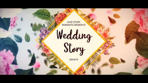 Wedding Slideshow v2 - Project for After Effects (Videohive)