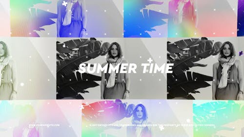 Summer Opener 22041103 - Project for After Effects (Videohive)