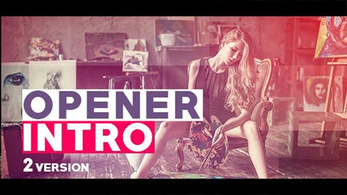 Opener Intro 21410660 - Project for After Effects (Videohive)