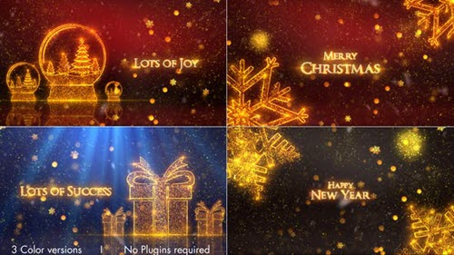 Christmas - 22975556 - Project for After Effects (Videohive)