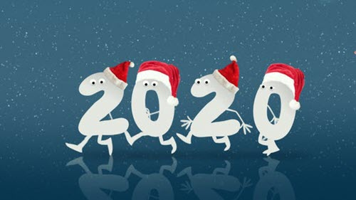 Christmas and New Year Opener 25162397 - Project for After Effects (Videohive)