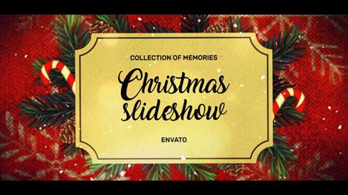 Christmas Slideshow - 23021070 - Project for After Effects (Videohive)